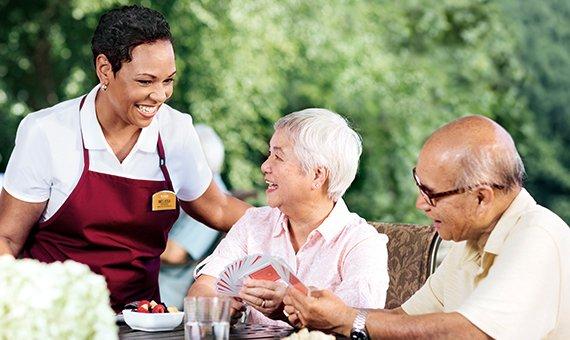 Senior care cost